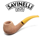 Savinelli - Ghibli - Rusticated  - 645 - 6mm Filter