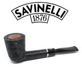Savinelli - Otello - Rusticated  - 409 - 6mm Filter
