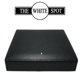 Alfred Dunhill - White Spot -  Travel Humidor - Black Leather - HS2009