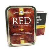 Gawith & Hoggarth - RED Aromatic - Pipe Tobacco 50g Tin
