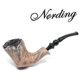 Erik Nørding - Signed Black Grain Freehand #7