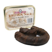 Samuel Gawith - Brown No.4 Finest Kendal Twist - 50g Tin