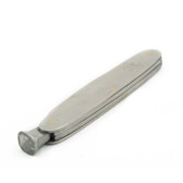 Rodgers - Pipe Knife (Brushed Steel)
