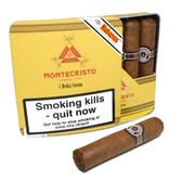 Montecristo -Media Corona - Slide Tin of 5 Cigars