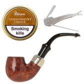 Peterson Pipe and Tobacco Starter Set