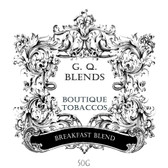 "GQ Blends - ""Blend it Yourself Kit"" - Breakfast Blend 50g"
