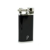 Peterson - Black & Chrome Pipe Lighter