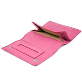 Artemis - Medium Fold Over Rolling Tobacco Pouch (Pink)