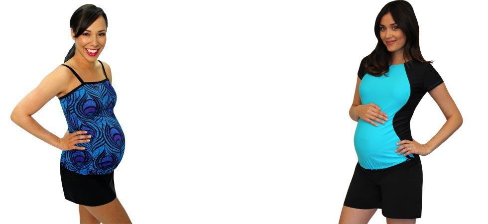 Maternity Swimwear, Maternity Swim Shorts & Board Shorts ...