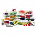 RAGALTA 60 Piece Snap Storage Set - RPS-060