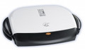 GEORGE FOREMAN GRP4 The Next Grilleration? Medium White Grill with Removable Plates - GRP4