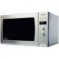 PANASONIC Full Size 1.5 Cu. Ft. Prestige Counter TopBuilt-in Convection Microwave Oven with Inverter Technology - NN-CD989S