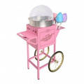 NOSTALGIA Old Fashioned Carnival Cotton Candy Cart - CCM600