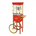 NOSTALGIA Old Fashioned 53 inch Movie Time Popcorn Cart - CCP510