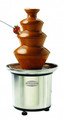 NOSTALGIA 3-Tier Stainless Steel Chocolate Fountain - CFF986