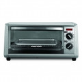 BLACK & DECKER 4-Slice Toaster Oven Stainless - TO1430S