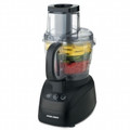 BLACK & DECKER 10-Cup Food Processor - Black - FP2500B