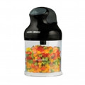 BLACK & DECKER 3-Cup Food Chopper Black - EHC650B