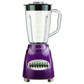 BRENTWOOD 12 Speed Blender Plastic Jar - Purple - JB-220PR