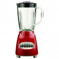 BRENTWOOD 12 Speed Blender Glass Jar - Red - JB-920R