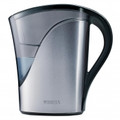 BRITA 8-Cup Water Filtration Pitcher Stainless Steel - 35792