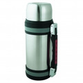 BRENTWOOD 1.0 Liter Stainless Steel Food & Beverage Vacuum Flask - FTS-1000