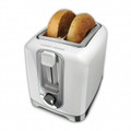 BLACK & DECKER 2-Slice Extra Wide Slot Toaster White - TR1256W
