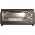 BLACK & DECKER 4-Slice Toaster Oven - TO1412B