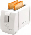 CONTINENTAL ELECTRIC 2-Slice Toaster White - CE23411