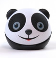 ZOO-TUNES Compact Portable Bluetooth Stereo Speaker, Panda - MCS02BT