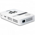 AAXA LED Pico Pocket 25 Lumens Projector with HDMI Input - KP-101-01