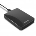 TOSHIBA Canvio Connect 2TB USB3.0 Portable External Hard Drive - Black - HDTC720XK3C1