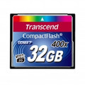 TRANSCEND Compact Flash 32GB 400x High-Capacity Memory Card - TS32GCF400
