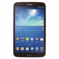 SAMSUNG Galaxy Tab3 8-Inch Tablet with 16GB Memory - Gold Brown - SM-T3100GNYXAR