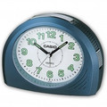 CASIO Bell Chime Alarm Clock with Snooze - TQ358-2