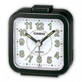 CASIO TQ141 Alarm Clock - Black - TQ-141-1EF