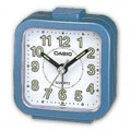 CASIO TQ141 Alarm Clock - Blue - TQ-141-2EF