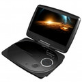 IMPECCA 9 Inch Swivel Portable DVD Player Black - DVP916K