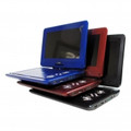 MAXELL Portable DVD Player with 10.1-inch Swivel Flip Screen - Assorted Colors Refurbished - MDP1008R