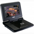 RCA 7 Inch Portable Blueray DVD Player - BRC3073
