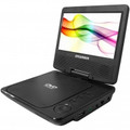 SYLVANIA 7 Inch Swivel Portable DVD Player - SDVD7040