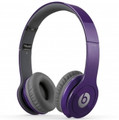 BEATS Solo HD on ear Headphones - Purple - 900-00064-01