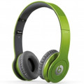 BEATS Solo HD on ear Headphones - Green - 900-00062-01