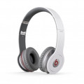 BEATS Solo HD on ear Headphones - White - 900-00012-01