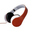 CRAIG Foldable Stereo Headphones - Red - CHP5009RD