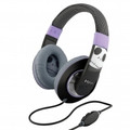 E-KIDS Jack Over the Ear Headphones with Volume Control - DNM40