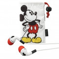 E-KIDS Noise Isolating Earphones, Mickey - DY-M15