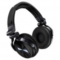 PIONEER Professional DJ Headphones - Black Chrome - HDJ-1500K