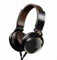 SONY Extra Bass Headphones - Black/Gold - MDR-XB600/NC