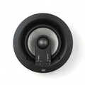 JAMO 2-Way In-ceiling Installation Speakers Black Pair - IC406FG